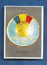 Romania Badge 1990 (G)